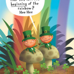 St. Pat's Day card