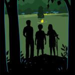 Camp Konokwee Fundraising poster