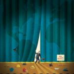 Economist curtains
